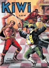 Kiwi -86- Le petit Trappeur