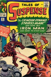 Tales of suspense Vol. 1 (Marvel comics - 1959) -52-