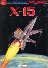 Buck Danny -31b1984- X-15