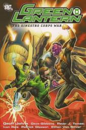 Green Lantern: The Sinestro Corps War (2008) -INT02- The Sinestro Corps War - volume two