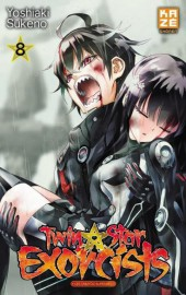 Twin Star Exorcists -8- Tome 8
