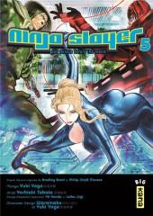 Ninja slayer  -5- Tome 5