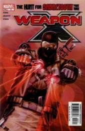 Weapon x (2002) -3- The hunt for sabretooth: part 3