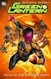 Green Lantern: Tales of the Sinestro Corps (2007) -INT- Tales of the Sinestro Corps