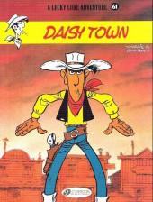 Lucky Luke (en anglais) -5161- Daisy town