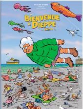 Polete -13- Bienvenue à Dieppe... Encore !