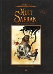 Lanfeust et les mondes de Troy - La collection (Hachette) -41- Nuit Safran - La Vengeance d'Albumen