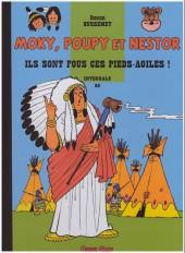 Moky, Poupy et Nestor -20- Ils sont fous ces pieds-agiles !