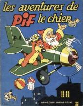 Pif le chien (1re série - Vaillant) -4- Pif 1re série n°4