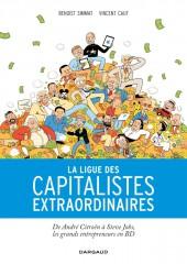 La ligue des capitalistes extraordinaires - La Ligue des capitalistes extraordinaires
