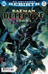 Detective Comics (1937), Période Rebirth (2016) -935- Rise of the Batmen - Part 2