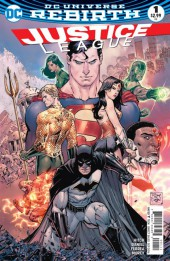 Justice League (2016) -1- The extinction machines - Part one