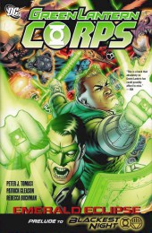 Green Lantern Corps (2006) -INT05- Emerald Eclipse