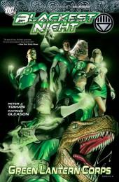 Green Lantern Corps (2006) -INT06- Blackest Night