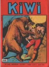 Kiwi -448- Sur la piste des Wanakis