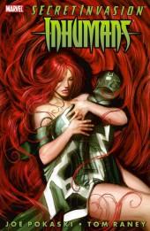 Secret Invasion: Inhumans (2008) -INT- Secret Invasion: Inhumans