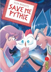 Save Me Pythie -5- Tome 5