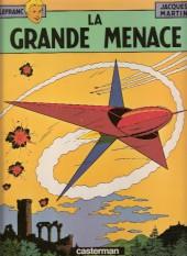 Lefranc -1d85- La grande menace