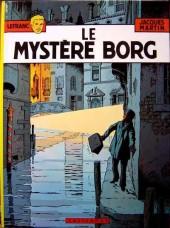 Lefranc -3b1985- Le mystère borg
