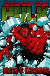 Hulk Vol.2 (Marvel comics - 2008) -INT02a- Red & Green