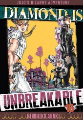 Jojo's Bizarre Adventure - Diamond is unbreakable -16- Tome 16