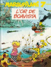Marsupilami -7b01- L'or de Boavista