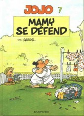 Jojo (Geerts) -7a03- Mamy se défend