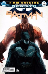 Batman (2016) -11- I am Suicide, Part Three