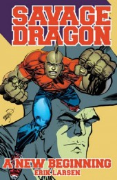 Savage Dragon Vol.2 (The) (Image comics - 1993) -INT25- New Beginning