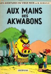 Le vieux Nick et Barbe-Noire -7- Aux mains des Akwabons