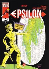 Epsilon -6- Evasion ou le secret d'eden part3