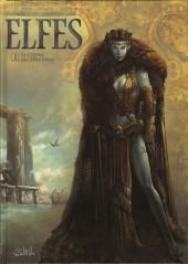 Elfes -1a2015- Le crystal des elfes bleus