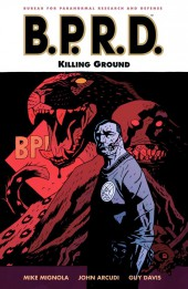 B.P.R.D. (2003) -INT08- Killing Ground