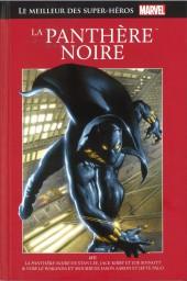 Marvel Comics : Le meilleur des Super-Héros - La collection (Hachette) -22- La Panthère Noire
