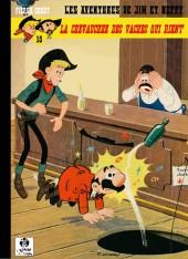Jim L'astucieux (Les aventures de) - Jim Aydumien -15- La chevauchée des vaches qui rient