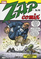 Zap Comix - Tome 16