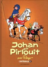 Johan et Pirlouit (Intégrale) -5a2016- L'intégrale 5