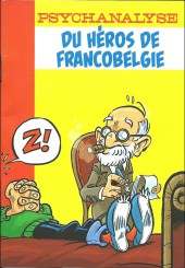 Psychanalyse du... -10- La psychanalyse du héros de francobelgie