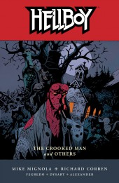 Hellboy (1994) -INT10- The Crooked Man and Others