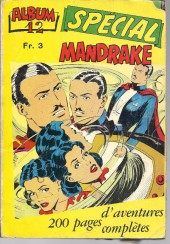 Mandrake (3e Série - Remparts) (Spécial - 1) -REC12- Album N°12