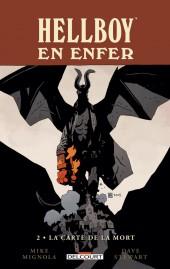 Hellboy en enfer -2- La Carte de la Mort