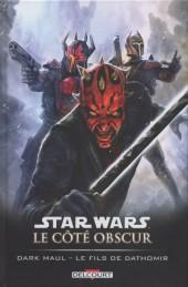 Star Wars - Le côté obscur -15- Dark Maul - Le Fils de Dathomir