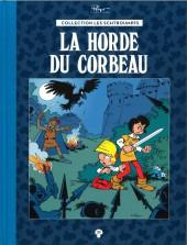 Les schtroumpfs - La collection (Hachette) -23- La Horde du Corbeau