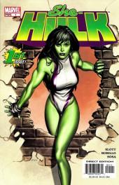 She-Hulk (2004) -1- The Girl From Gamma Gamma Gamma