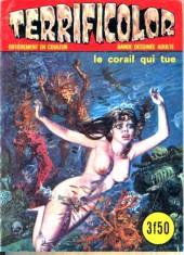 Terrificolor -10- Le corail qui tue