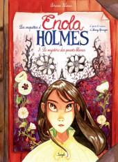 Les enquêtes d'Enola Holmes -3- Le mystère des pavots blancs