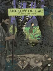 Angelot du Lac -1b05- Le temps des loups
