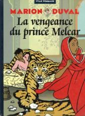 Marion Duval -8a01- La vengeance du prince Melcar
