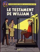 Blake et Mortimer -24Lec- Le Testament de William S.