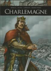 Ils ont fait l'Histoire -3FL- Charlemagne